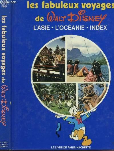 L'ASIE, L'OCEANIE, INDEX : VOLUME 5 DE LA COLLECTION