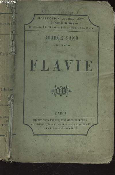 FLAVIE / COLLECTION MICHEL LEVY.