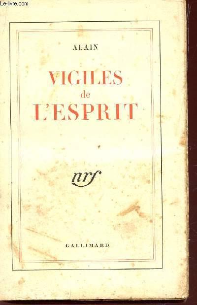 VIGILES DE L'ESPRIT / 10e EDITION.