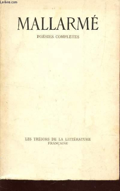 POESIES COMPLETES / 6e VOLUME DE L COLLECTION