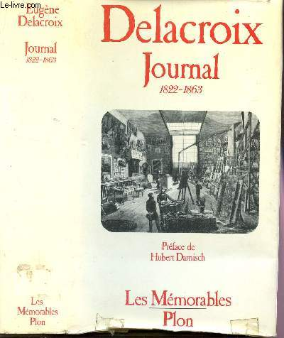 JOURNAL - 1822-1863 / COLLECTION