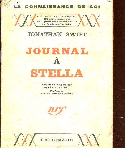 JOURNAL A STELLA  / COLLECTION