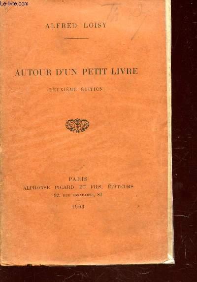 AUTOUR d'UN PETIT NAVIRE / DEUXIEME EDITION.