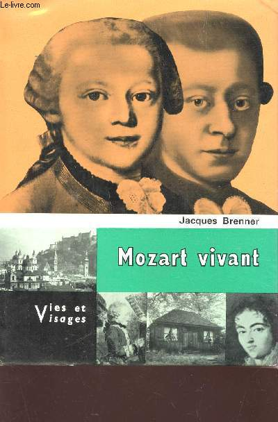 MOZART VIVANT / COLLECTION