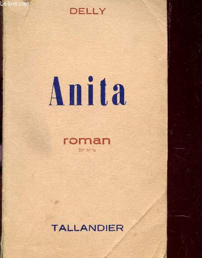 ANITA. (INCOMPLET).