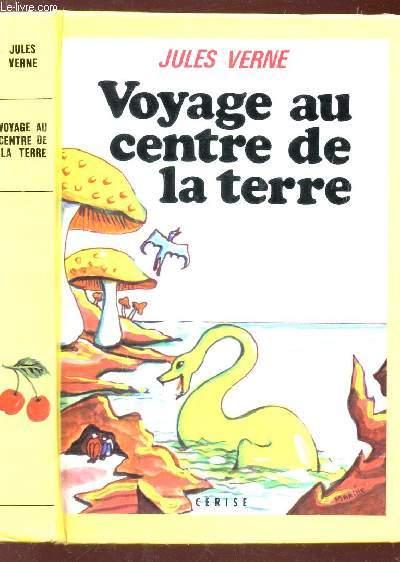 VOYAGE AU CENTRE DE LA TERRE / COLLECTION CERISE.