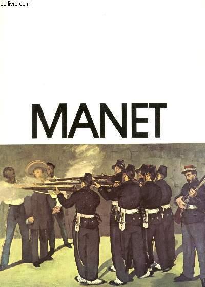 MANET / COLLECTION LES IMPRESSIONNISTES.