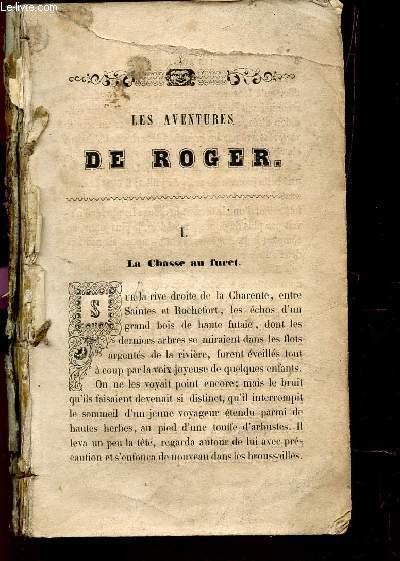 LES AVENTURES DE ROGER