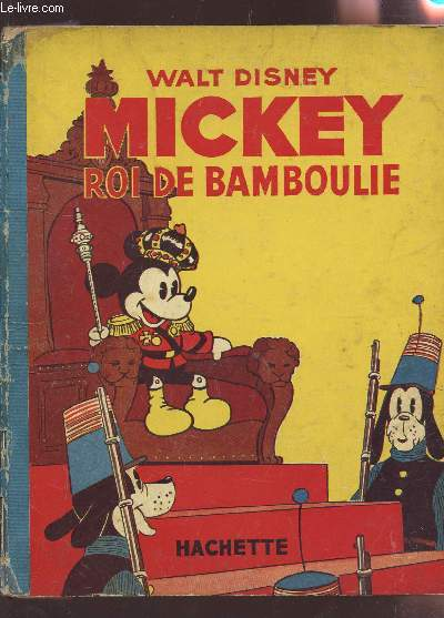 MICKEY ROI DE BAMBOULIE / MICKEY N°16.