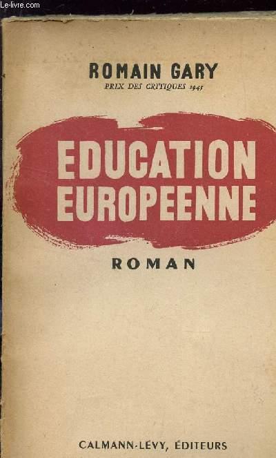 EDUCATION EUROPEENNE.