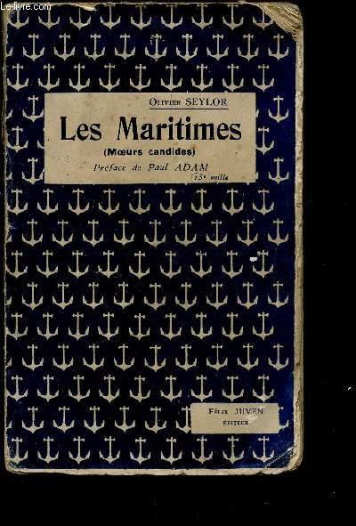LES MARITIMES - MOEURS CANDIDES.