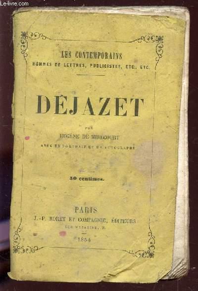 DEJAZET / COLLECTION
