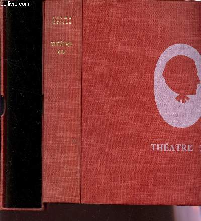 THEATRE - TOME XIV / DEBURAU - JEAN III - LES DESSEINS DE LA PROVIDENCE  / EDITION ORIGINALE.