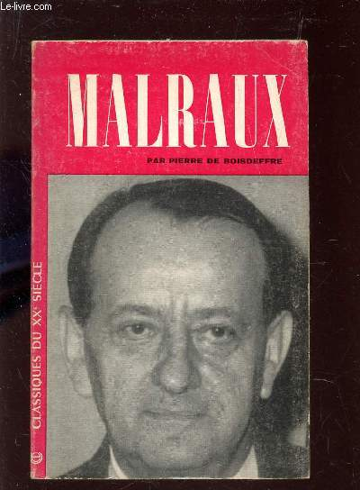 MALRAUX / COLLECTION