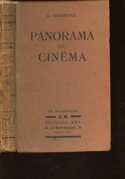 PANORAMA DU CINEMA / COLLECTION