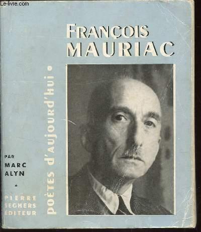 FRANCOIS MAURIAC /COLLECTION