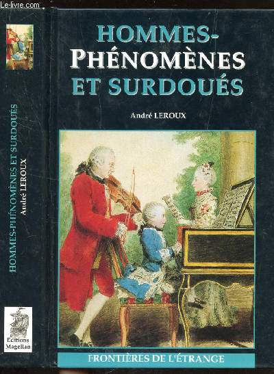 HOMMES-PHENOMES ET SURDOUES / COLLECTION