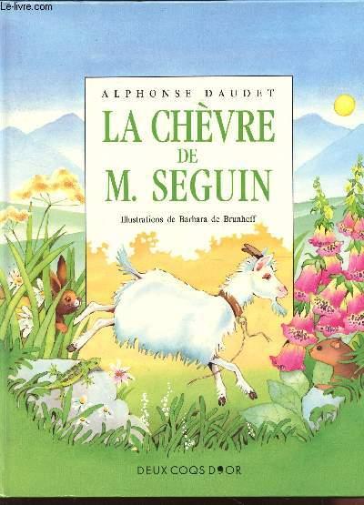 MLA CHEVRE DE MONSIEUR SEGUIN.