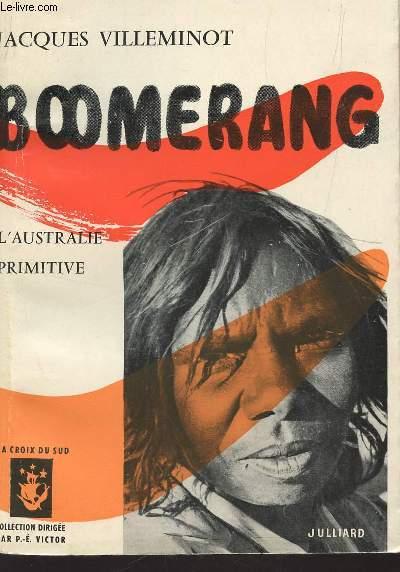 BOOMERANG - L'AUSTRALIE PRIMITIVE / COLLECTION