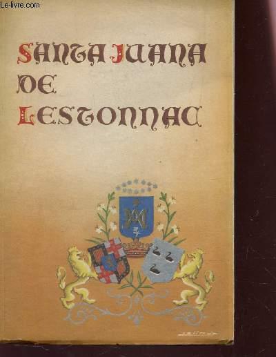SANTA JUANA DE LESTONNAC.