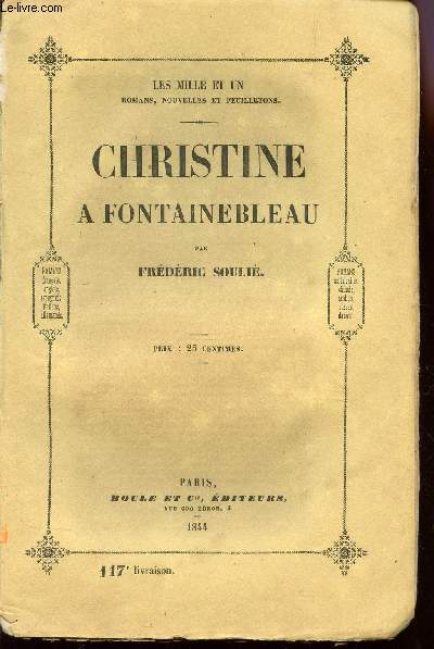 CHRISTINE A FONTAINEBEAU  / COLLECTION