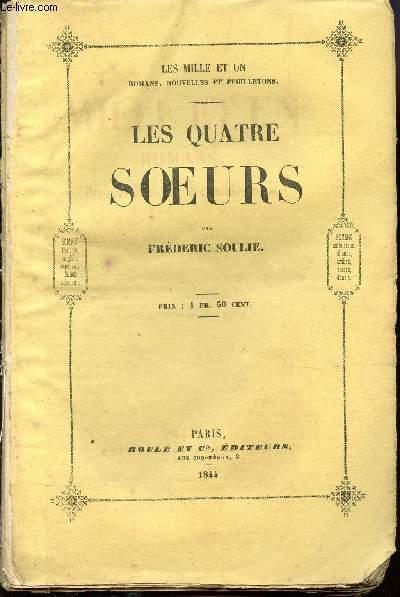 LES QUATRE SOEURS + L'ECRIVAIN PUBLIC (en un seul volume)  / COLLECTION