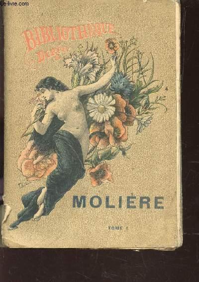 OEUVRES DE MOLIERE   / TOME I : LES PREICEUSES RIDICULES - L'ECOLE DES FEMMES - LE SICILIEN.