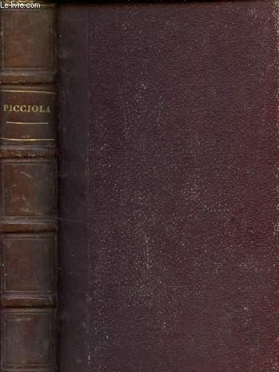 PICCIOLA / 17e EDITION.