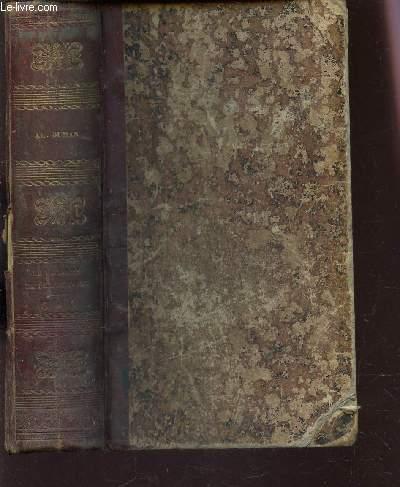 LE VICOMTE DE BRAGELONNE OU DIX ANS PLUS TARD  - COMPLEMEN T DES TROIS MOUSQUETAIRES ET DE VINGT ANS APRES / TOME III.