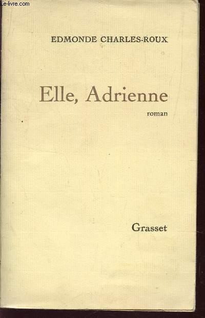 ELLE, ADRIENNE.