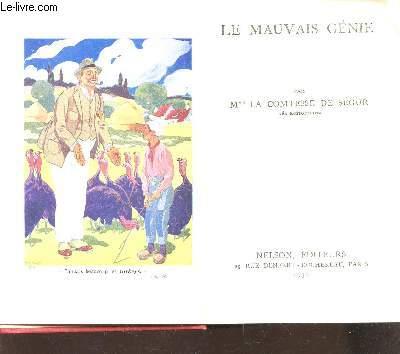 LE MAUVAIS GENIE / COLLECTION