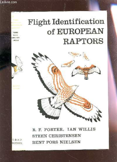 FLIGHT IDENTIFICATION OF EUROPEAN RAPTORS.