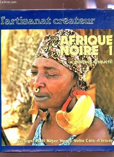 afrique noire 1 senegal mali niger haute volta