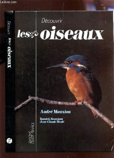 DECOUVRIR LES OISEAUX.