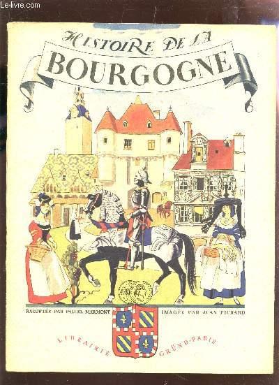 HISTOIRE DE LA BOURGOGNE.