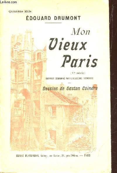 MON VIEUX PARIS (1ere SERIE).