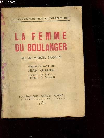 LA FEMME DU BOULANGER / COLLECTION