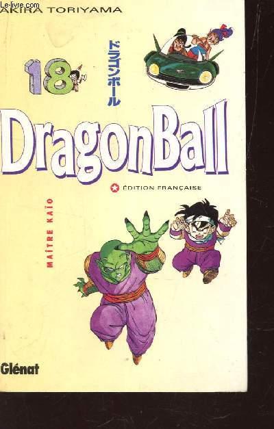 DRAGON BALL -  TOME N° 18.