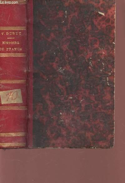HISTOIRE DE FRANCE - TOME SECOND / NOUVELLE EDITION.
