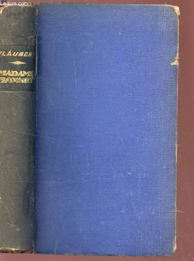 MADAME BOVARY - MOEURS DE PROVINCE.