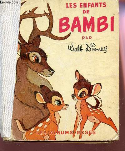 LES ENFANTS DE BAMBI.