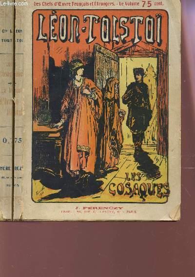 LES COSAQUES / LE BONHEUR D'AIMER - LA MORT D'IVAN ILLITCH - LE MOUJICK PACKOM / COLELCTION