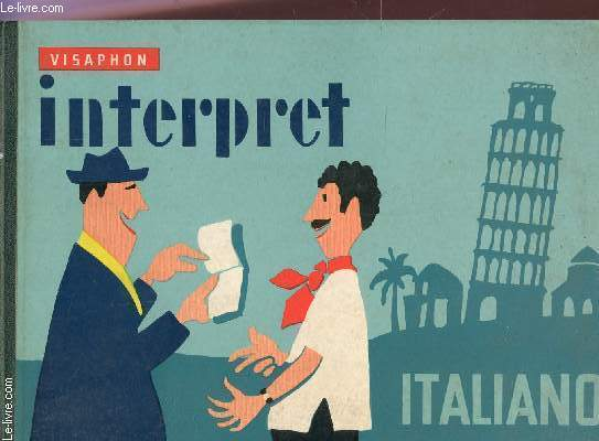 INTERPRETE ITALIANO.