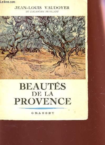 BEAUTES DE LA PROVENCE.