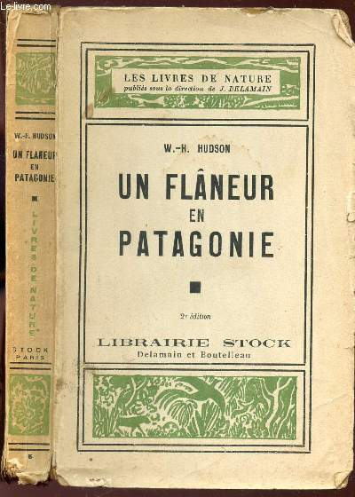 UN FLANEUR EN PATAGONIE  / collection