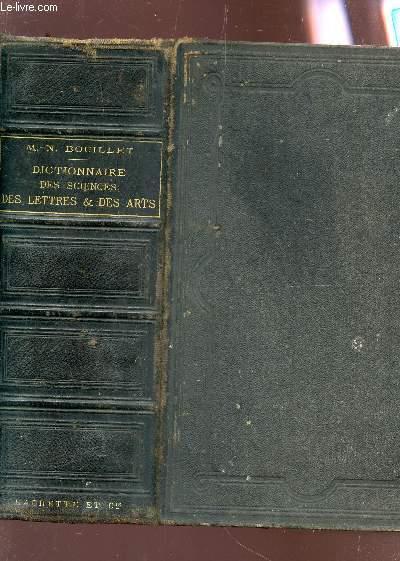 DICTIONNAIRE  UNIVERSEL DES SCIENCES, DES LETTRES ET DES ARTS / 12e EDITION.
