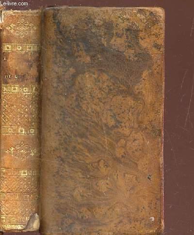 MORCEAUX CHOISIS DE BUFFON OU RECUEIL - de ce que ses écrits ont de plus parfait sous le rapport du style et de l'éloquence.