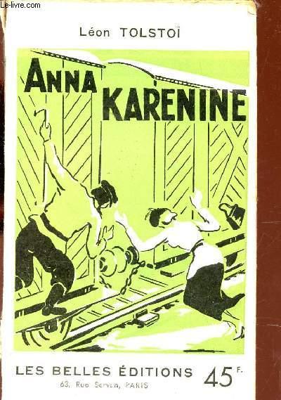 ANNA KARENINE.