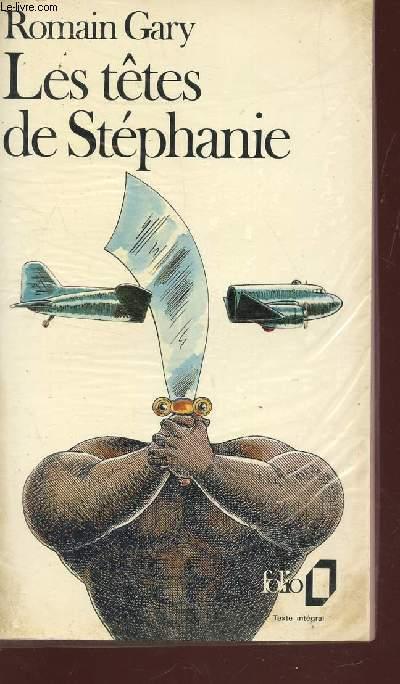 LES TETES DE STEPHANIE.