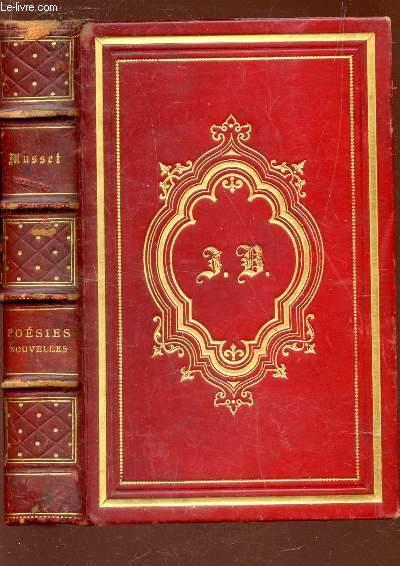 POESIES NOUVELLES - 1836-1852 / NOUVELLE EDITION.
